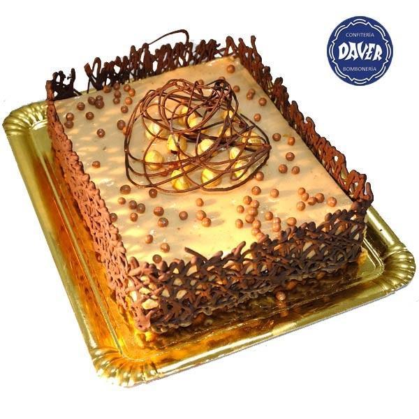 Tarta de chocolate. Tartas para todo tipo de celebraciones.