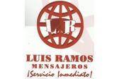 Luis Ramos Mensajeros Zaragoza