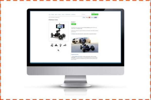 Fichas de Producto con AngeldelSoto. Creación de fichas de producto