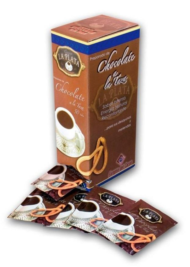Chocolate a la taza. Cacao y solubles