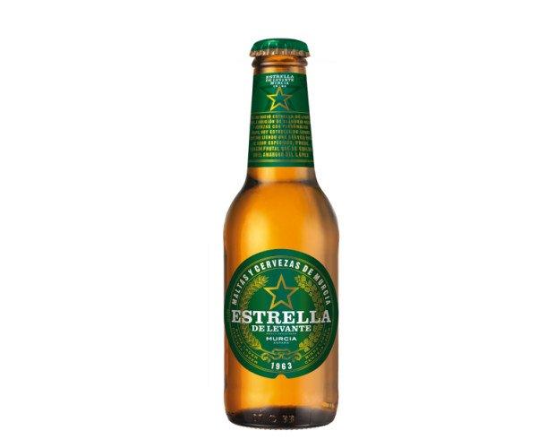 Estrella de Levante. Nuestra cerveza insignia