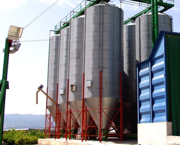 silos metálicos. Somos proveedores de silos y depósitos