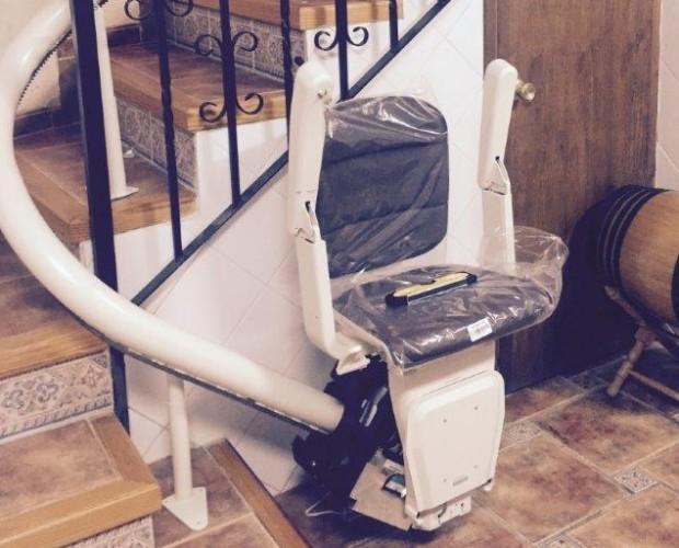 Silla especial. Una silla útil en casa
