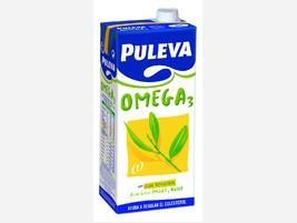 Leche con omega 3