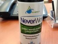 NeverWet aerosol