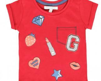 Camiseta niña. Camisetas estampadas