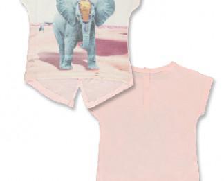 Camisetas bebé niñas. Bellos colores