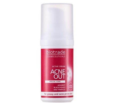 Crema activa. Para pieles con tendencia a grasa, aparición de espinillas, pápulas y poros obstruidos