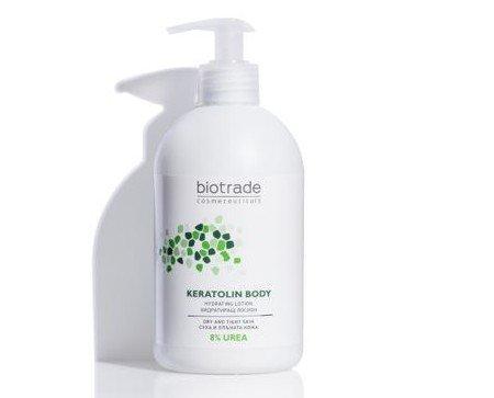 Body Loción 12% Urea. Proporciona hidratación diaria y protege la piel aumentando el contenido de agua