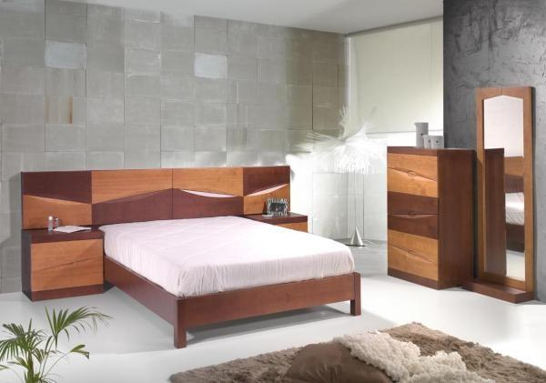 Dormitorio. Diseños modernos