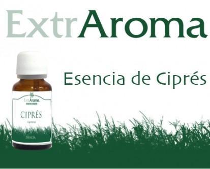 Extraroma. Esencia de Ciprés. Ideal para neuralgías