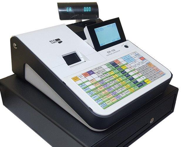 PCMIRA ER-159F. Caja registradora ECR SAMPOS ER-159F
