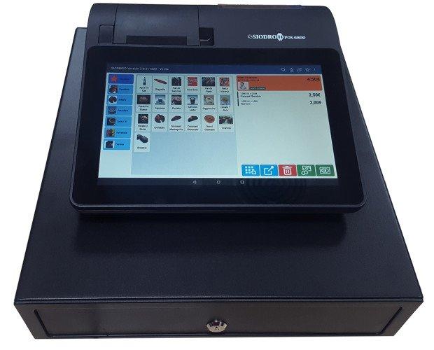 PCMIRA POS-6800. Excelente rendimiento