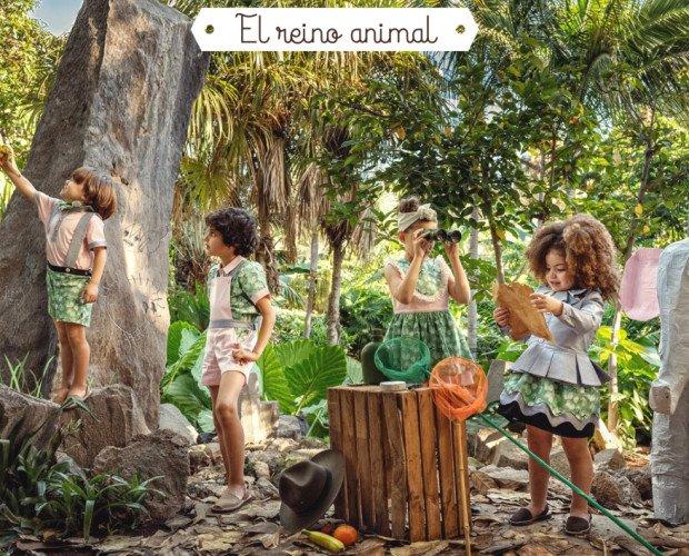 Salto a la jungla. Nuestra colección debut