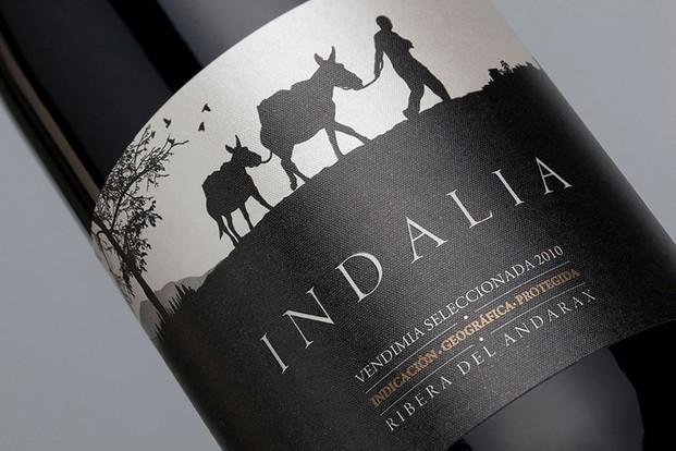 Indalia. Diseño gráfico de Indalia
