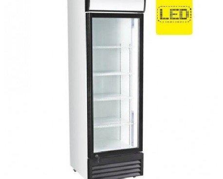 Armario Refrigerado. Expositor 300 litros puerta de cristal
