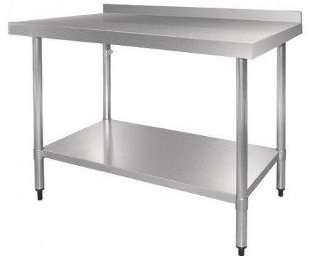 Mesa de trabajo. 1000X600X850mm con estante