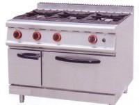 Cocina tres fuegos