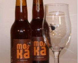 Moska torrada. Cerveza ale de alta fermentación con mucho cuerpo