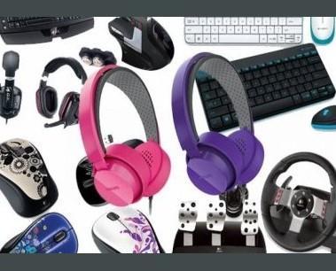 Periféricos USB.Todo tipo de accesorios informáticos