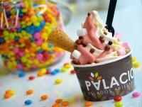 Yogur helado