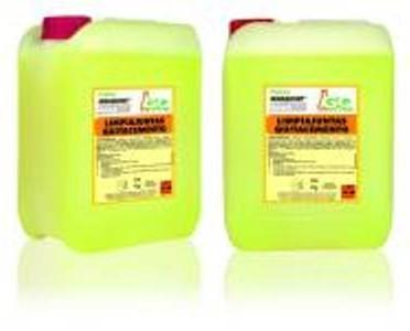 Limpiajuntas Quitacementos. Producto especialmente formulado para la limpieza y desincrustación de material calizo y grasa