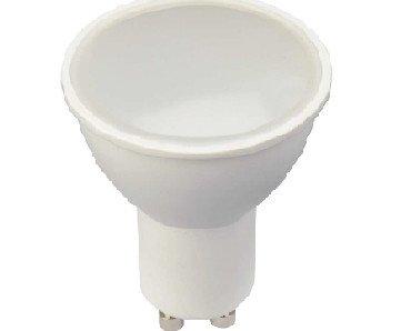 Bombilla LED GU10 de 6w. Perfecta para iluminar lámparas o focos de empotrar
