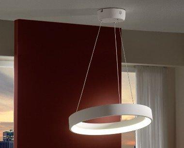 Lámpara de techo Cronos. Hermosa lámpara