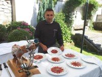 Catering Jamón