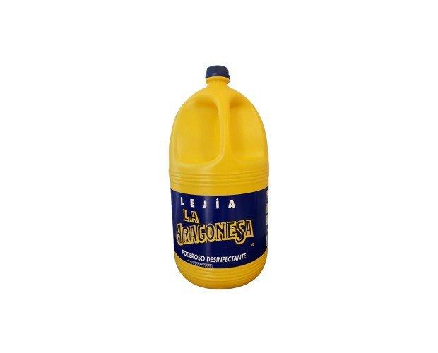 Desinfectantes de Superficies.La aragonesa, presentación de 5 litros