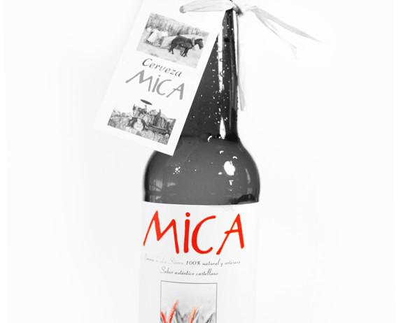 MICA Oro. Somos proveedores de cerveza artesanal