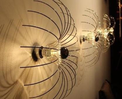 Lámparas de Pared.Apliques de pared decorativos