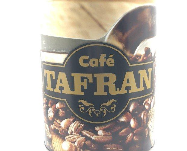 Café Tafran. Café gourmet oro
