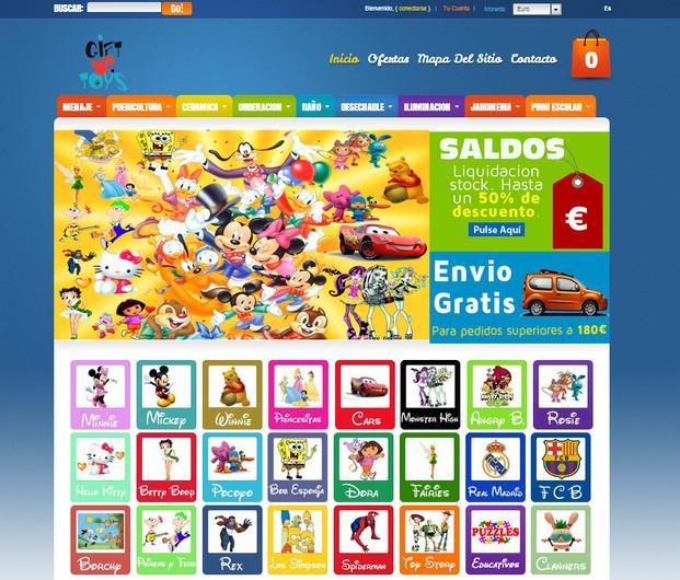 Diseño web. Diseño de sitio web