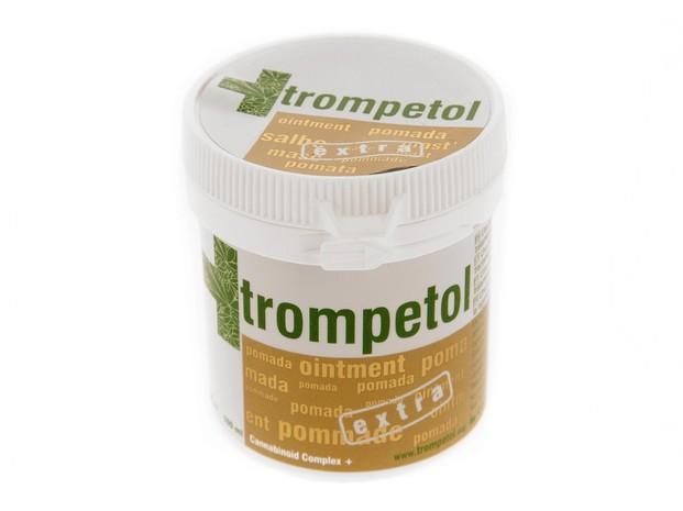 Trompetol Pomada EXTRA 100ML. Muy eficaz con propiedades calmantes y regeneradoras