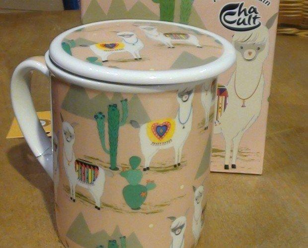 Taza para Té. Hermosos diseños, comparte una taza de te entre amigos