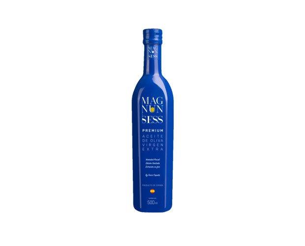 Magnun Sess Premium. Aceite de oliva virgen extra de máxima calidad.