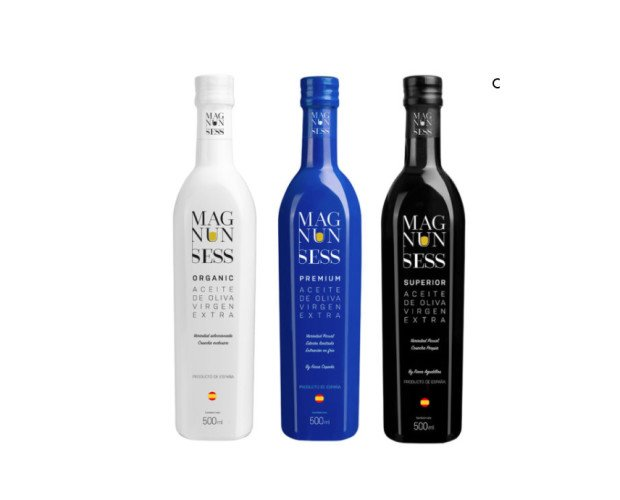 Magnun Sess. Botellas de 500 ml, vidrio