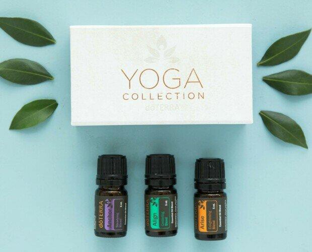 Aceites Esenciales.Kit específico  Yoga/Meditacion/Mindfulness Uso Aromático y tópico