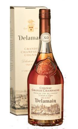 Brandy.Cognac Delamain,  pale and dry
