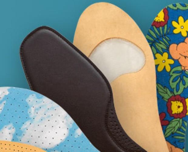 Componentes del Calzado.Nuestros diseños se ajustan a todo tipo de calzado