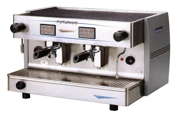 Máquinas de café. Maquinaria auxiliar