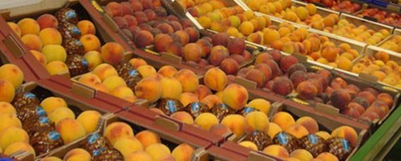 Frutas. Frutas tropicales