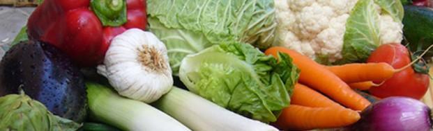 Vegetales. Legumbres, arroz