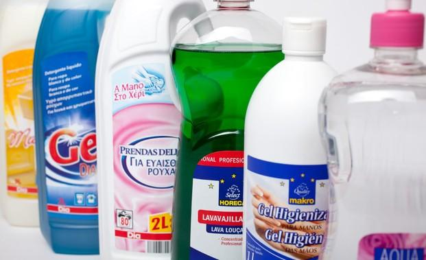 Productos de Limpieza. Productos para el hogar e industria.