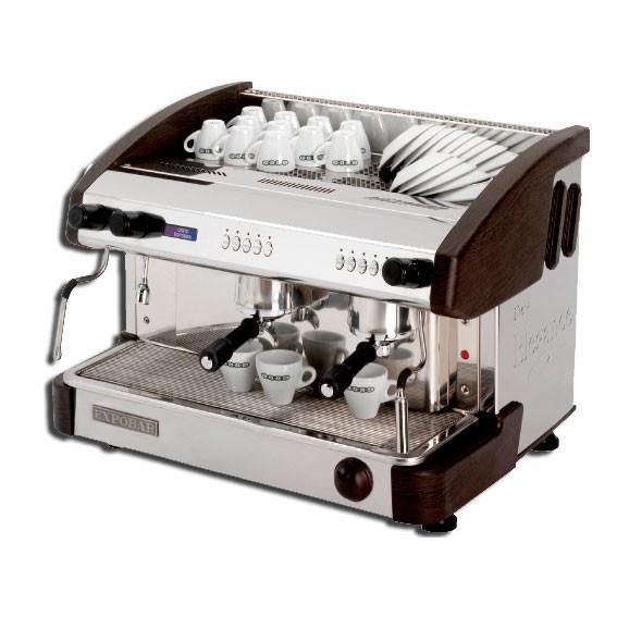 Cafeteras. Máquinas de café profesionales