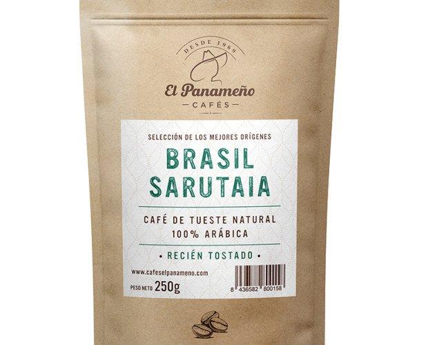 BRASIL-SARUTAIA. Café Natural Brasil 100% Arábica