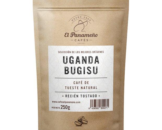 UGANDE-RENDER. Café Natural Uganda Bugisu 100% Arábica