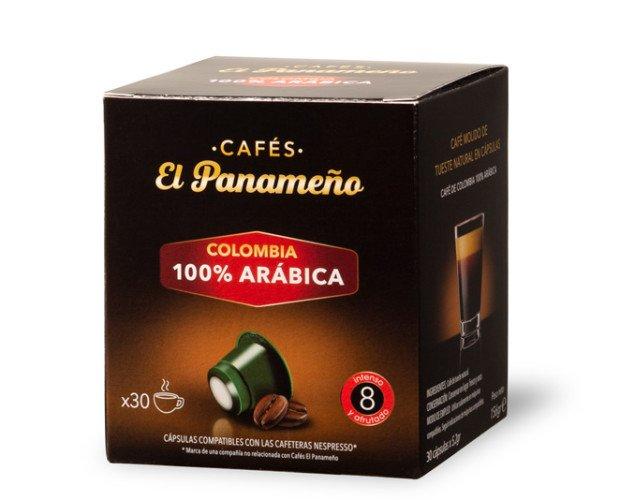 CAFE-COLOMBIA-CAPSULAS. Café en Cápsulas Colombia 100% Arábica