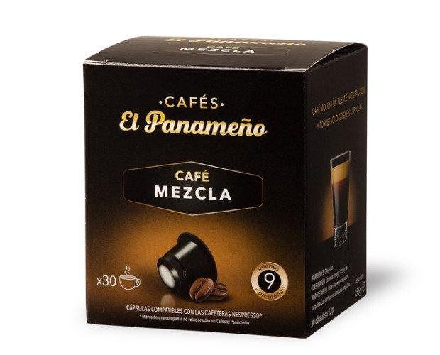 CAFE-MEZCLA-EN-CAPSULAS. Café Intenso en Cápsulas